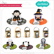 Halloween Card and Box Bundle