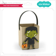 Treat Box Frankenstein