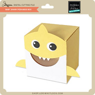 Baby Shark Peek A Boo Box