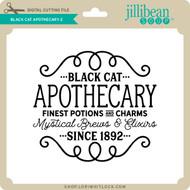 Black Cat Apothecary 2