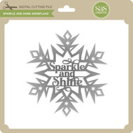 Sparkle and Shine Snowflake