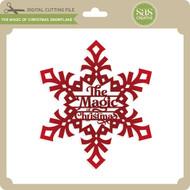 The Magic of Christmas Snowflake