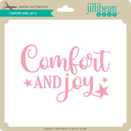 Comfort and Joy 2