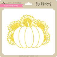 Pumpkin Sunflowers