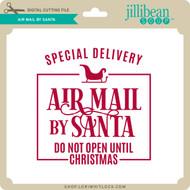 Air Mail by Santa