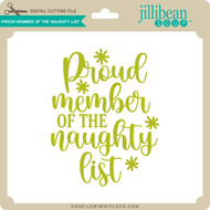Proud Member of the Naughty List