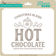 Christmas Blend Hot Chocolate