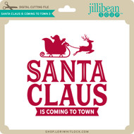 Santa Claus is Coming to Town 3