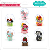 Hexagon Pop Up Card Bundle