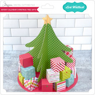 Advent Calendar Christmas Tree Gifts