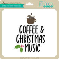 Coffee and Christmas Music