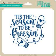 Tis the Season to be Freezin