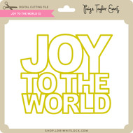 Joy to the World 13