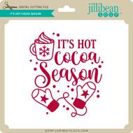 It's Hot Cocoa Season