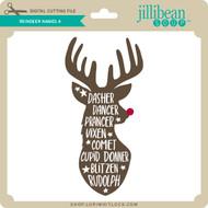 Reindeer Names 4