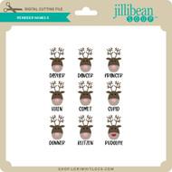 Reindeer Names 5