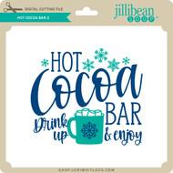 Hot Cocoa Bar 2