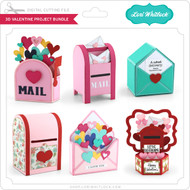 3D Valentine Project Bundle