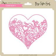 Flower Heart 11