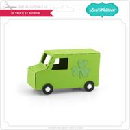 3D Truck St Patrick