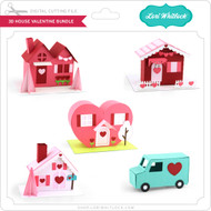 3D House Valentine Bundle