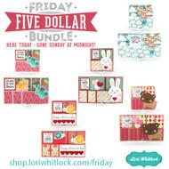 Friday $5 Bundle #102