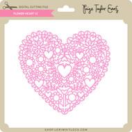 Flower Heart 12