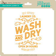 Wash and Dry Laundry Co