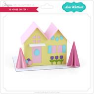 3D House Easter 1