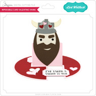 Impossible Card Valentine Viking