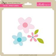 Kiss Me - Spring Flowers