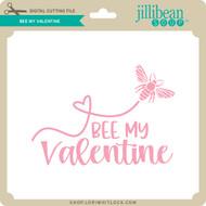 Bee My Valentine