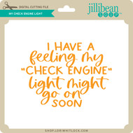 My Check Engine Light