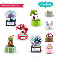 Spring Pop Up Card Bundle