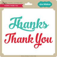 Thanks Thank You