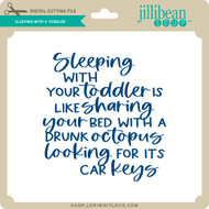 Sleeping with a Toddler