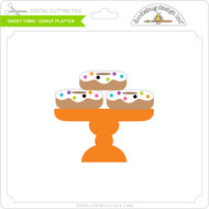Ghost Town - Donut Platter