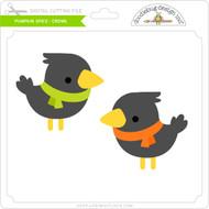 Pumpkin Spice - Crows
