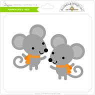 Pumpkin Spice - Mice