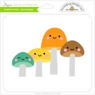 Pumpkin Spice - Mushrooms