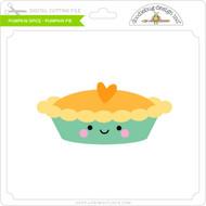 Pumpkin Spice - Pumpkin Pie