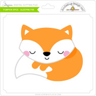 Pumpkin Spice - Sleeping Fox