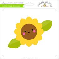 Pumpkin Spice - Sunflower