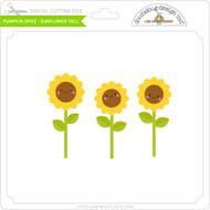Pumpkin Spice - Sunflower Tall