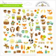 Pumpkin Spice - Collection