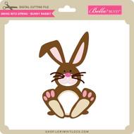 Swing into Spring - Bunny Rabbit