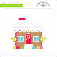Night Before Christmas - Candy Cottage