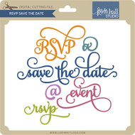 RSVP Save the Date