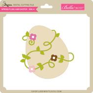 Spring Fling and Easter - Egg 4