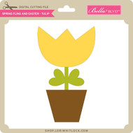 Spring Fling and Easter - Tulip